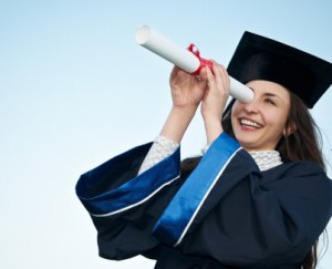 Buy a degree online from an accredited university